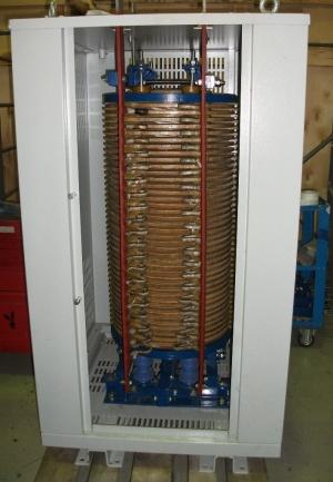 Теперь к списку продукции компании добавился сглаживающий реактор.